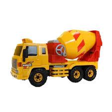 100 Cement Mixer Toy Truck Dimana Beli Daesung S Ds 708 Original Korea Super