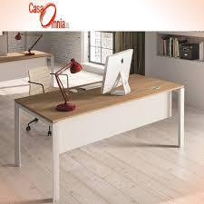 SINGLE DESK - MODEL TRIS MECO OFFICE - CasaOmnia
