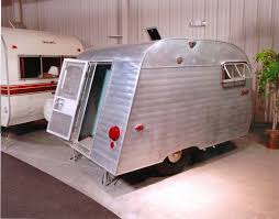 1957 SERRO SCOTTY 10 TEAR DROP And 12 REAR ENTRY Retro TrailersTiny TrailersCamp