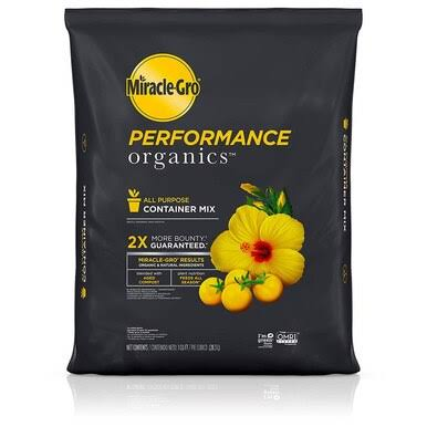 Miracle-Gro Performance Organics Container Mix - 1 Cu. ft.