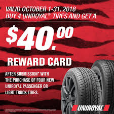 Buy Four Tires, Earn A $40 Reward Card... - Jack Furrier Tire And ... New Truck Owner Tips On Off Road Tires I Should Buy Pictured My Cheap Truck Wheels And Tires Packages Best Resource Car Motor For Sale Online Brands Buy Direct From China Business Partner Wanted Tyres The Aid Cheraw Sc Tire Buyer Online Winter How To Studded Snow Medium Duty Work Info And You Can Gear Patrol Quick Find A Shop Nearby Free Delivery Tirebuyercom 631 3908894 From Roadside Care Center