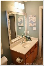 Small Lighthouse Bathroom Decor by Bathroom Mirror Beach Theme Uk Bathroom Accessories Sets Walmart