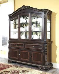 Corner Buffet Hutch Cabinet Dining Sideboards And Buffets Modern