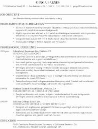 High School Student Resume Objective Trending General Objectives Examples College Application