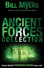 Ancient Forces Collection Forbidden Doors Series Vol 4 Books 10 12