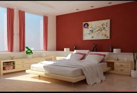 Red Bedroom Design 55 Style