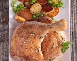 comment cuisiner des cuisses de canard confites recette cuisse de canard confite au four facile rapide