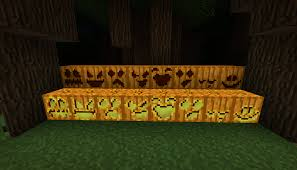 Minecraft Pumpkin Carving Ideas by Overview Pumpkin Carving Mods Projects Minecraft Curseforge