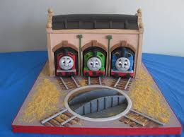 Thomas The Train Tidmouth Shed Instructions by 93 Best Thomas The Tank Engine Cake Ideas Images On Pinterest