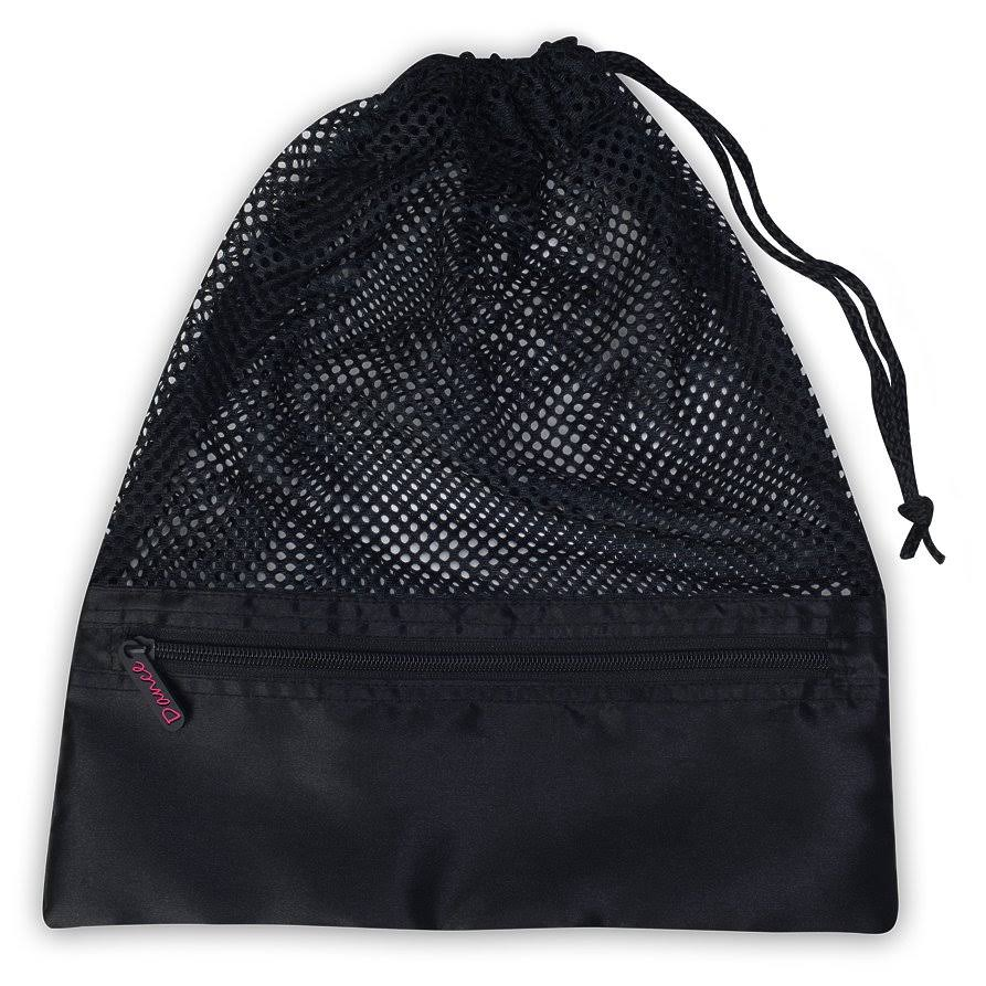 Dansbagz By Danshuz Women Mesh Shoe Bag