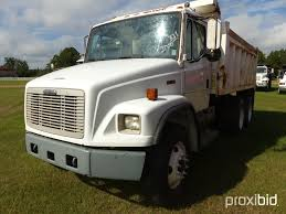 100 Tri Axle Dump Truck For Sale By Owner Lot 2000 Freightliner FL80 Tandemaxle Sn