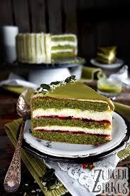 green velvet cake grüne samt torte zungenzirkus