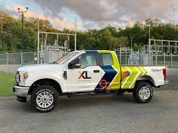 100 Ford Electric Truck XL Launches IndustryFirst Plugin Hybrid F250 Pickup