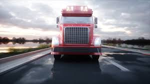 100 Gasoline Truck Tanker Oil Trailer Truck On Highway Very Fast Driving