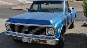 100 Muscle Trucks For Sale 1972 Chevrolet CK Truck 2WD Regular Cab 3500 For Sale Near Lake