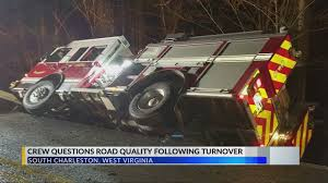 Following Truck Turnover, Emergency Crew And Residents Concerned