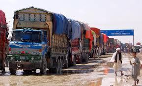 Pakistan-Afghanistan Border, Afghan Transit Trade, Truck | News Lens ...