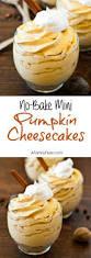 Pumpkin Fluff Recipe Cool Whip by No Bake Mini Pumpkin Cheesecakes A Family Feast