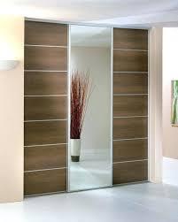 porte coulissante chambre deco porte coulissante placard décorétonnant deco porte placard