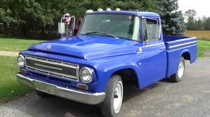 1967 International Harvester Pick Up Truck - YouTube | IH Trucks ... Ih Trucks For Sale Scout Intertional Ihc Hoods Need Help With This R190 Snow Plow Truck Red 1954 Photos Harvester Pickup Classics For On Junkyard Find 1972 The Truth Fileold Truckjpg Wikimedia Commons 73 1700 With A 700hp Engine Is One Hellcat Of Navistar Tractor Cstruction Plant Wiki Jetage Pickup Trucks At Concours Delegance America