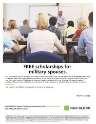 Full Scholarships Are Now Available To Military Spouses For The H&R ... Hr Block Diy Installed Software Available For Tax Season 2018 Customer Service Complaints Department Hissingkittycom Hr Block Coupon Codes In Store Vacation Deals From Vancouver Military Scholarship Employment Program Msep Pdf 50 Off H R At Home Coupons Promo Codes 2019 2 And R Coupons American Gun Wrangler Code Download Now Newsroom Flyer Mood Board 1 Portfolio Design Design Tax Software Deluxe State 2016 Win Refund Bonus Offer Download Old Version 2017 Taxcut 995 Slickdealsnet Number Alamo Car Renatl