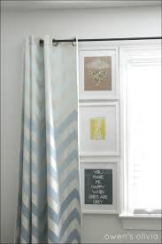 bathroom fabulous green and white chevron curtains grey and
