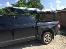 Kayak Rack | Toyota Tundra Forum 51 Kayak Racks For Pickup Trucks 1000 Ideas About Toyota Tacoma Erickson 800 Lb Universal Alinum Truck Rack07705 The Home Depot Diy Pick Up Ez Load Extender Double Yak Stack Transport Best Roof Buyers Guide To 2018 Selecting For Your Vehicle Olympic Outdoor Center And Canoe Apex Steel Adjustable No Drill Ladder Rack Pinterest Top 5 Care Your Cars Recreational Bed Topperking Providing Stuff Make Rack How Large Kayaks Short Suv Some