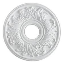 2 Piece Ceiling Medallion Canada by Contemporary Ceiling Medallions Houzz