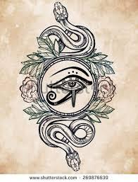 Egyptian God Tattoo Designs