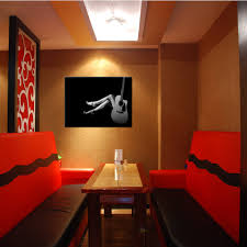 100 Sexy Living Rooms 1 Pieces Black And White Artistic Guitar Photo Canvas Wall Picture For Room Wholesale Fo062304 Buy Canvas PrintingHome