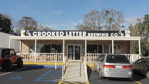 27 – Crooked Letter Brewing Co in Ocean Springs MS