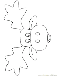 moose face clipart