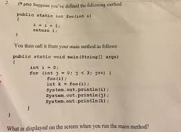 Java Math Ceil Int by Computer Science Archive March 03 2016 Chegg Com