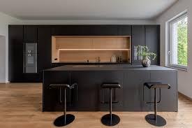 eye catching black kitchens bora kitchen design bora