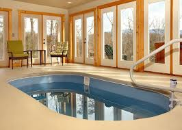 4 Bedroom Cabins In Pigeon Forge by 33 Best Private Indoor Pool Cabins Images On Pinterest