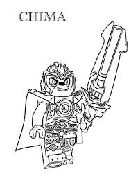 How To Draw Lego Chima Prince Laval Coloring Pages Batch