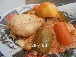 recette cuisine couscous tunisien couscous tunisien bien relevé et bien piquant cuisine de zika