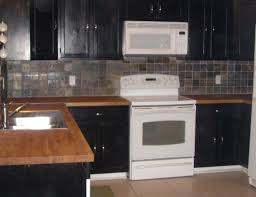 Kitchen Backsplash With Oak Cabinets by Kitchen Backsplashes Cheap Kitchen Backsplash Cherry Cabinets