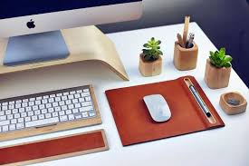 Desk Accessories from Grove Made Desk