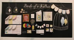 I Thought The Stuffed Paper Birds Were Really Cool They Sewn Together But Could Easily Be Done With Tombow Multi Adhesive As Well