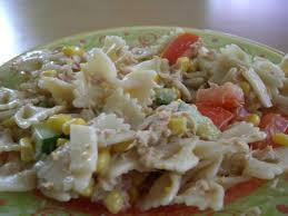 salade de pâte au thon recettes by chouchou