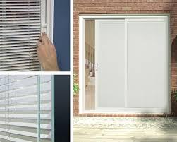 Sliding Door With Blinds In The Glass by Series 332 Sliding Patio Doors Ellison Windows U0026 Doors