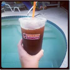 Large Pumpkin Iced Coffee Dunkin Donuts by Monica Runs On Dunkin Donuts Run Eat Repeat