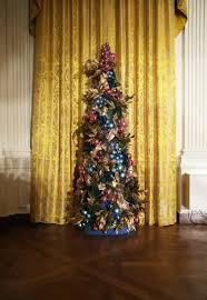 Christmas Tree Shop Curtains by Michelle Obama Unveils White House Christmas Decorations Ny