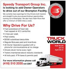 Speedy Transport - Truck News Driver Success Helping Truck Drivers Succeed In Their Career Life Lunchtime At My Overpass Updated With May 15 Pictures Hshot On Steroids Straight Forward Transportation Of Ohio Commercial Rental Comfort For The Road Expeditenow Magazine Our 4 Years At Panther Expediter Team Youtube First Class Services 2017 Peterbilt 389 Ordrive Owner Becoming An Operator Cdl 101 Mile Markers How To Become Opater A Dumptruck Chroncom Courier And Trucking Link Directory Cdllife Over Solo Dry Bulk Pneumatic