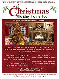 Event: (Dec. 9th) Christmas Holiday Home Tour Jeep Rollover In Springfield Dui Suspected Video Did A Tornado Touch Down Robertson County Last Night 1096 Best Barns Trucks And Tractors Images On Pinterest Updated Greenbrier Pd Investigate Possible Human Remains Get In The Holiday Mood With Sia Smokey Stefani Deseret News Womans Body Found Yard Renovated Barn With Spectacular Mountain Vi Vrbo Crib Barn Wikipedia Clean Your Coffee Baskets Youtube 2 Semi Trucks Involved Fiery Crash I24 Wrcbtvcom