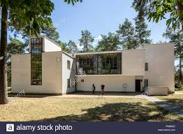 100 Bauhaus House Masters The Building Germany 2018 Dessau