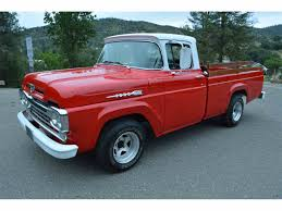 1960 Ford F100 For Sale | ClassicCars.com | CC-987052 2001 Ford F 150 Fuel Trophy Keys Leveling Kit 1960 Chevy Pickup Truck Hot Rod Network Video Talking Trucks With Fords Boss 60 F100 Frame Swap Project Recap The Interc Youtube For Sale Classiccarscom Cc996352 Mini Metals Stakebed Motor Sports Ho Scale Classic Car Studio 60s Tuff Pinterest 1954 60year Itch Truckin Magazine Hennessey Velociraptor 600 And 800 Based On F150 Svt Raptor 62 1958 Ford F100 All On The Road 1957