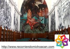 Jose Clemente Orozco Murales Guadalajara by Michoacán Mágico Te Dice En La Biblioteca Pública De Jiquilpan