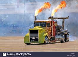 Jet Semi Truck Stock Photos & Jet Semi Truck Stock Images - Alamy Jet Semi Truck Stock Photos Images Alamy Toyotas Hydrogen Smokes Class 8 Diesel In Drag Race Video Amazing Trucks Racing Youtube How Fast Is A Supercharged Toyota Tundra The With Hillclimb 1400 Hp And 5800 Nm Racetruck Powerslide No Trucks Race Racing Gd Drag Semi Tractor Big Rig Fire Flames This V16powered Is The Faest Big Thing At Bonneville In Canada Involves Rolling Coal 71 Tons Of Onaway Speedway Home Pdf Semitrucks 1950s A Photo Gallery Full Online